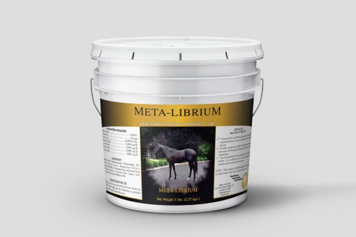 Meta-Librium™ - Horse Metabolic and Behavior/Calming Supplement - 5 lbs