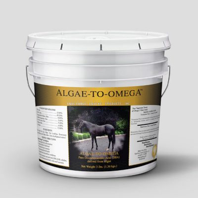Algae-to-Omega™ - Horse Omega 3 Supplement - 3 lbs